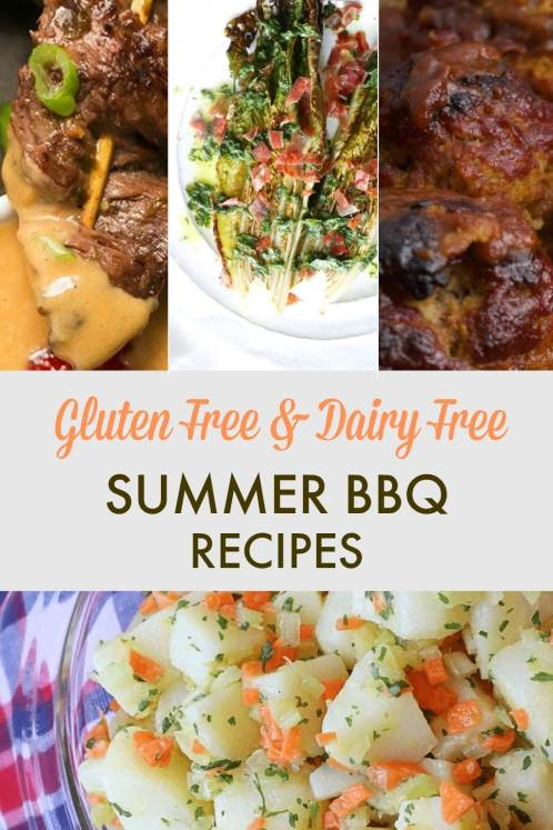 summer recipes gluten free