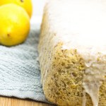vegan lemon bread gluten free