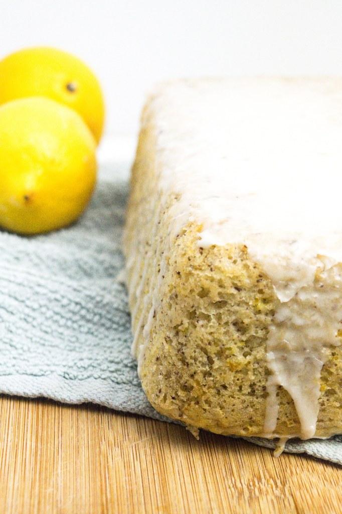 vegan lemon bread gluten free