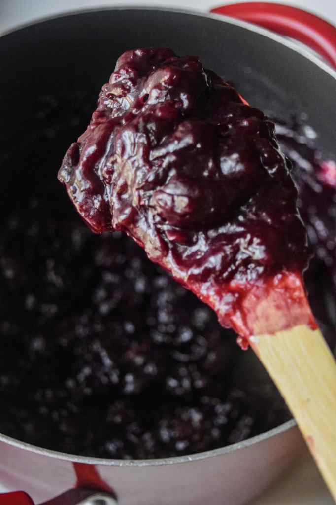 gluten free cherry pie filling