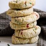 vegan gluten free christmas cookie