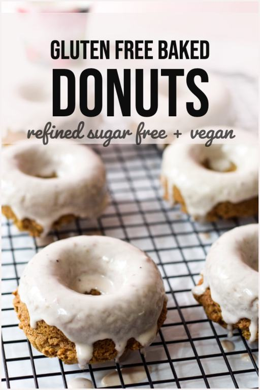 gluten free baked donuts1