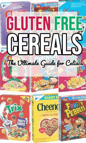 Gluten Free Cereal >> Gluten Free Cereals The Ultimate Guide Eat Or Drink