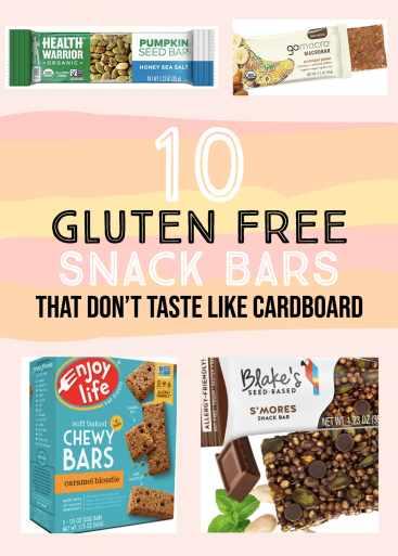 10-gluten-free-snack-bars-that-don't-taste-like-cardboard