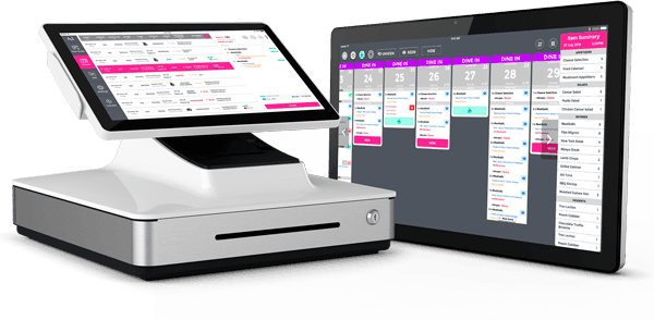 POS System for Quick-Service