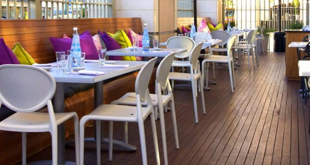 Koi . Photo courtesy of the restaurant.