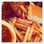 BBQ Chicken Platter