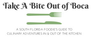 Take a Bite out of Boca Logo