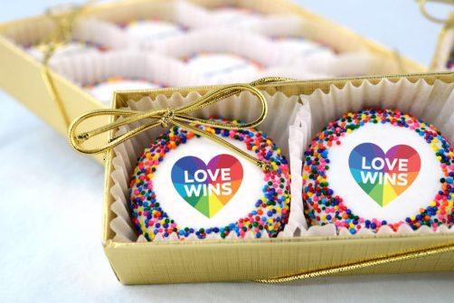 Love Wins Oreos_Hoffman's Chocolates