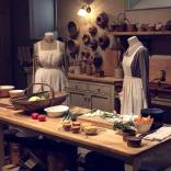 Downtown Abbey Kitchen