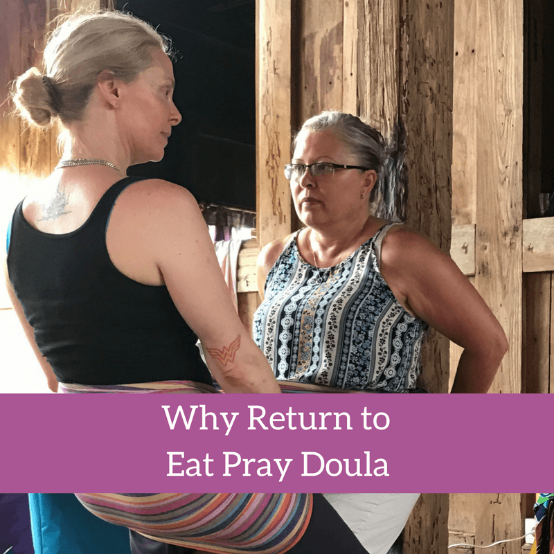 Why Return to Bali