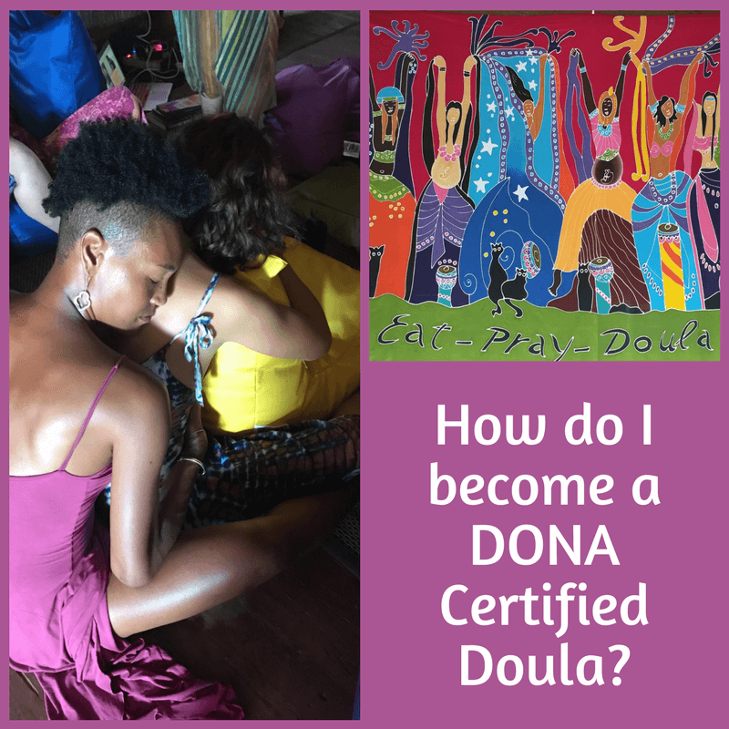 Become a certified doula with our DONA Approved Birth Doula Training Retreat