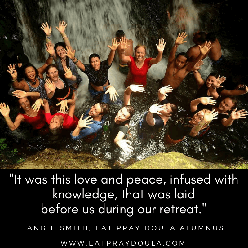 Angie Smith - Eat Pray Doula