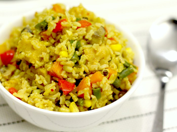 Eat Right Naija Oilless-coconut-fried-rice