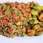 Eat Right Naija Mushroom-quinoa-brussels-sprouts_4