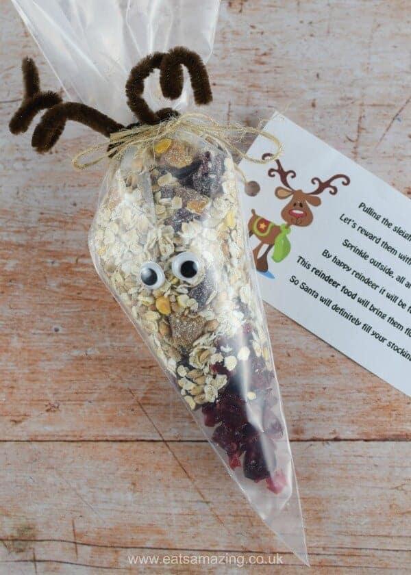 Wildlife Amp Bird Friendly Reindeer Food