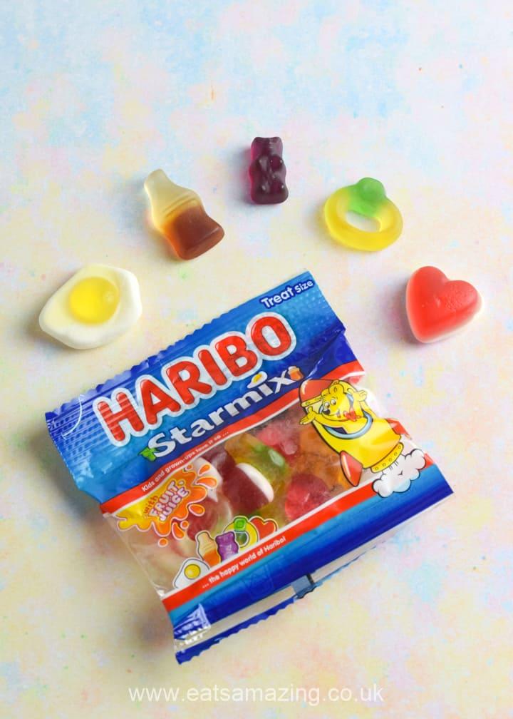 HARIBO Starmix #MyStarmixFavourite
