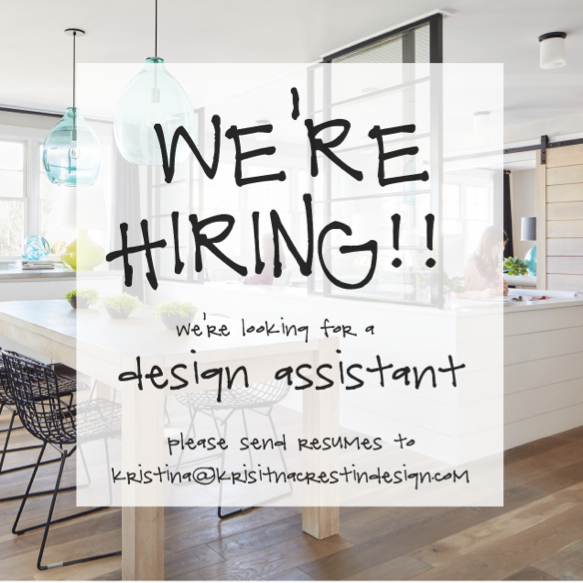 We're Hiring!!! Looking For A Design Assistant Eat Sleep Breathe