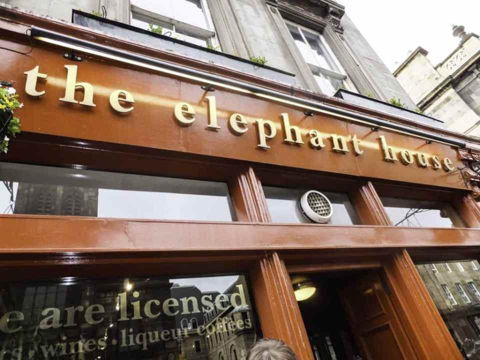 The Elephant House, Edinburgh