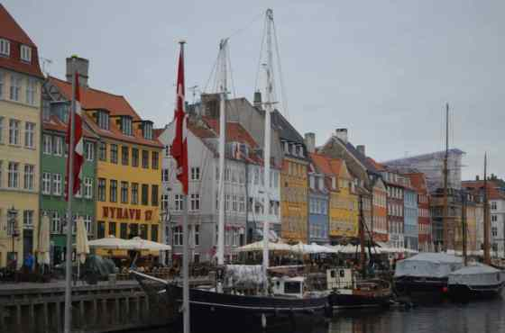 Picture Perfect (even in the rain) Nyhavn