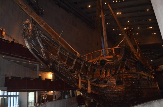 (Part of) The Vasa