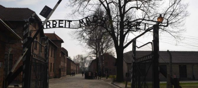 Experiencing the Horror: A Visit To Auschwitz Death Camp Part 1