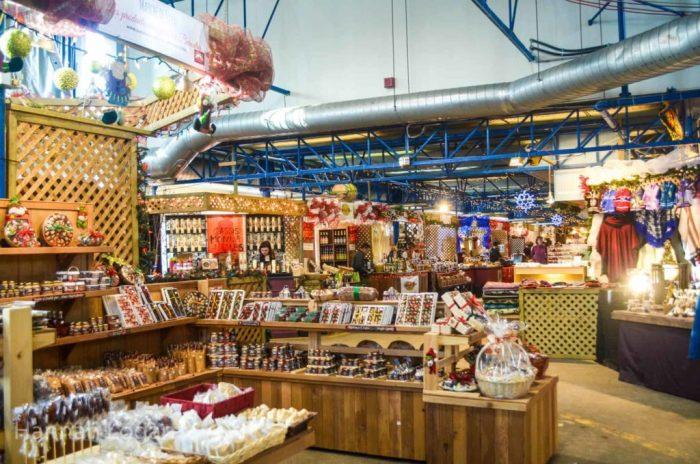 Old Port Market in Quebec City