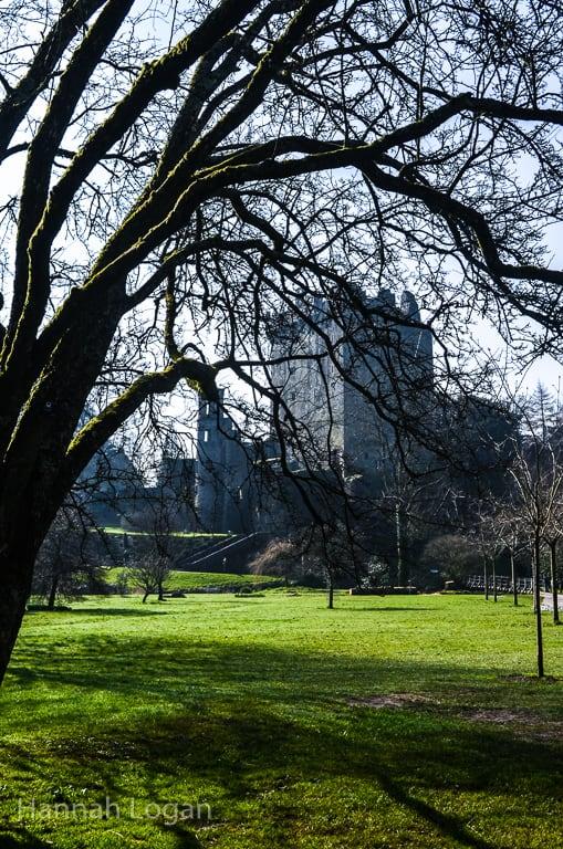 Blarney Castle; home of the Blarney Stone