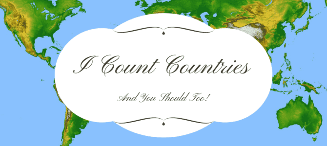 Why I Count Countries, and Think You Should Too