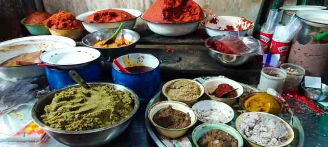Traditional Thai Cooking in Bangkok