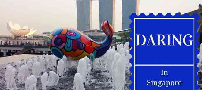 Daring to Discover Singapore