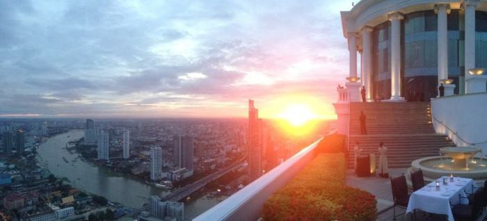Bangkok (Lebua Tower) from Once in a Lifetime Journey