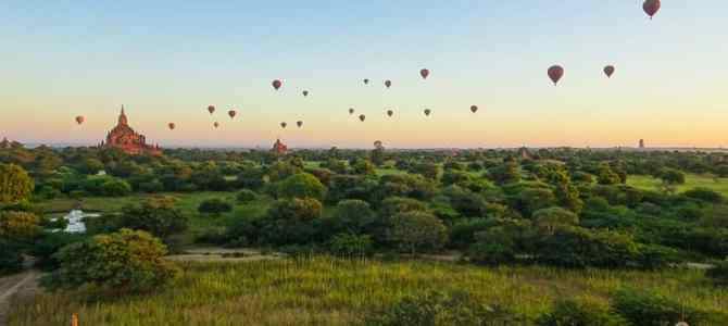 Skip the Crowds: The Best Place for Sunrise in Bagan