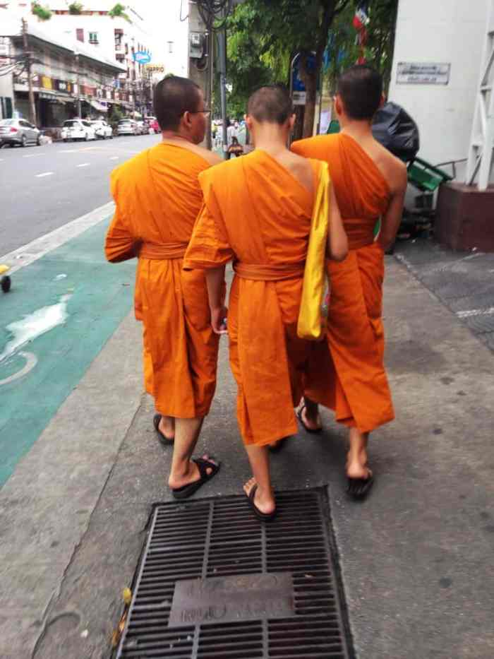 Respect is a huge part of Thai culture- something that many visitors fail to keep in mind.