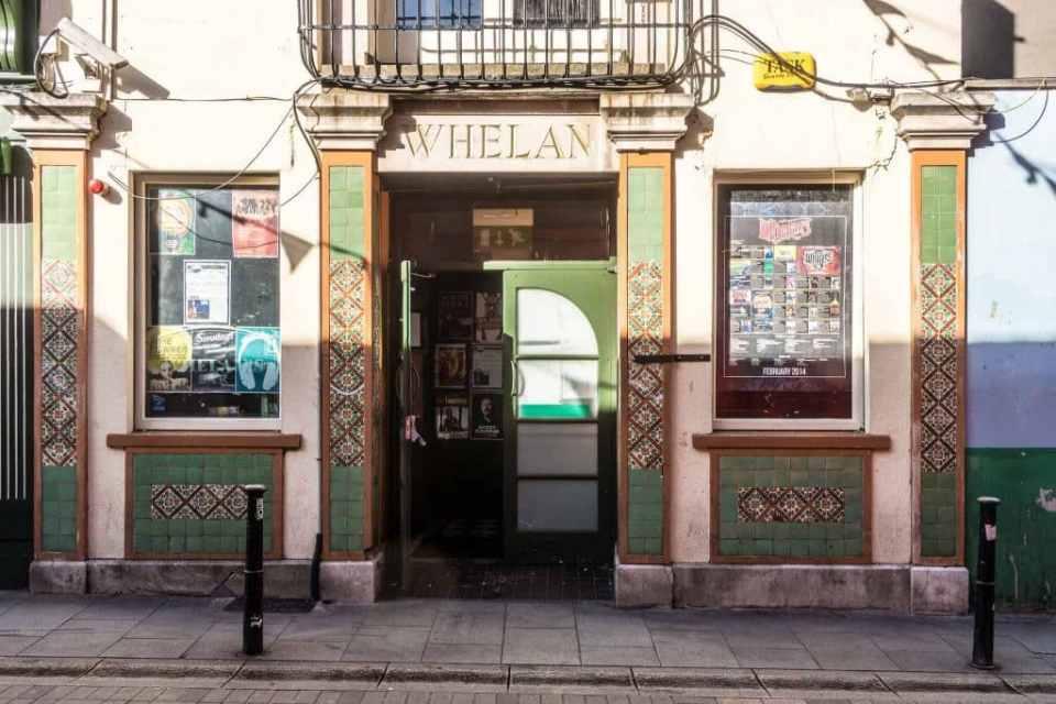 Whelan's Pub, Dublin