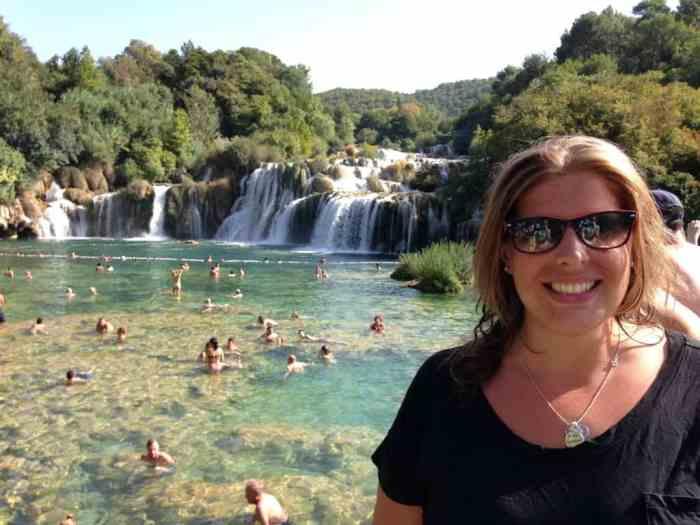 Solo female travel Croatia