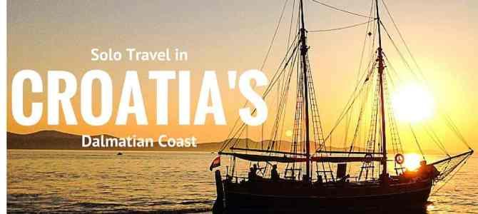Best Places to Travel Solo: Croatia's Dalmatian Coast