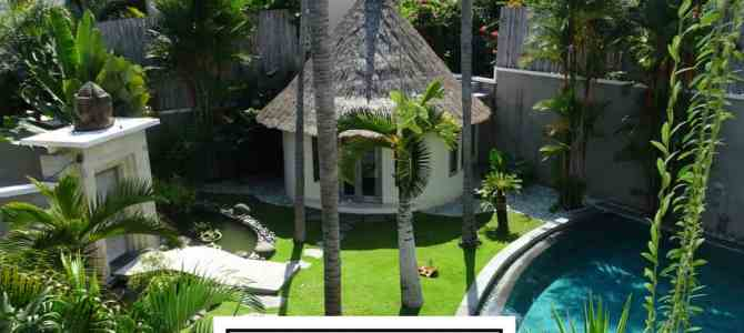 A Modern Luxury stay in Villa Lisa, Bali