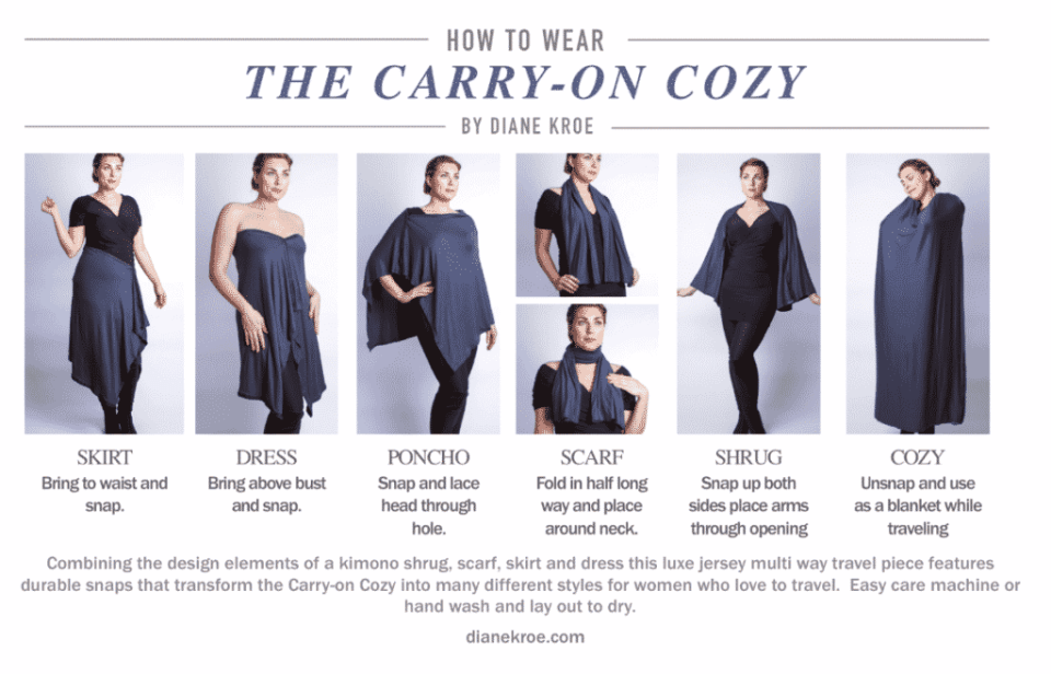 Carry on Cozy