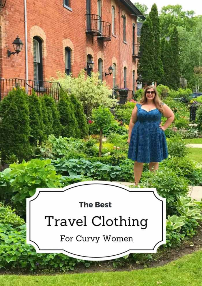 The Best Travel Clothes for Curvy Women
