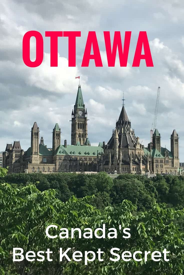 Ottawa: Canada's Best Kept Secret