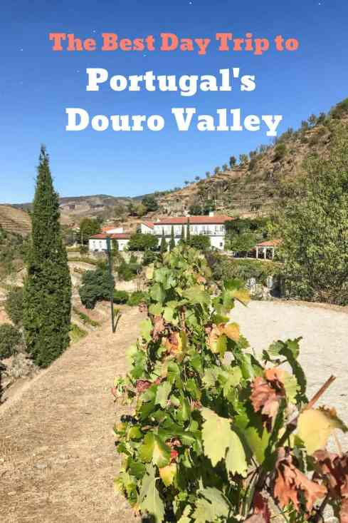 Looking to visit Portugal's Douro Valley but don't want to rent a car? Don't worry, you can see the best of the area with this day trip to Douro Valley from Porto. #Porto #Portugal #DouroValley