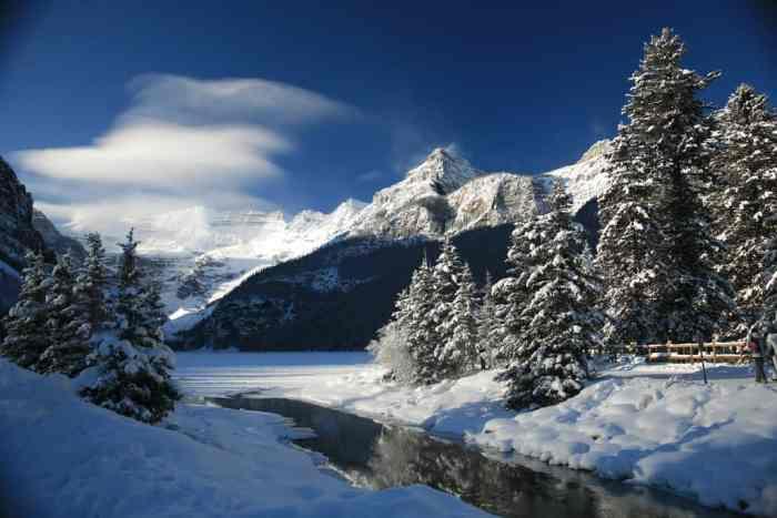 Banff Snow