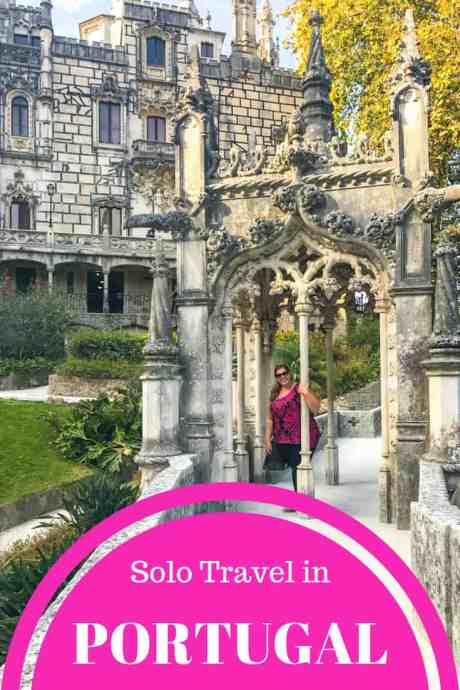 Looking for a great place for a solo adventure? Here why Portugal is perfect for solo travellers. #SoloTravel #SoloFemaleTravel #Portugal