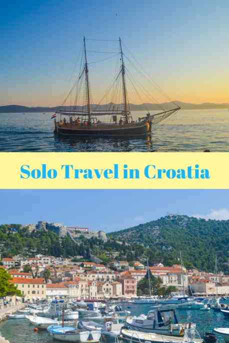 Looking for a great destination for solo travel? Head to Croatia! Here is why solo travel in Croatia is so amazing. #Croatia #solotravel #solofemaletravel
