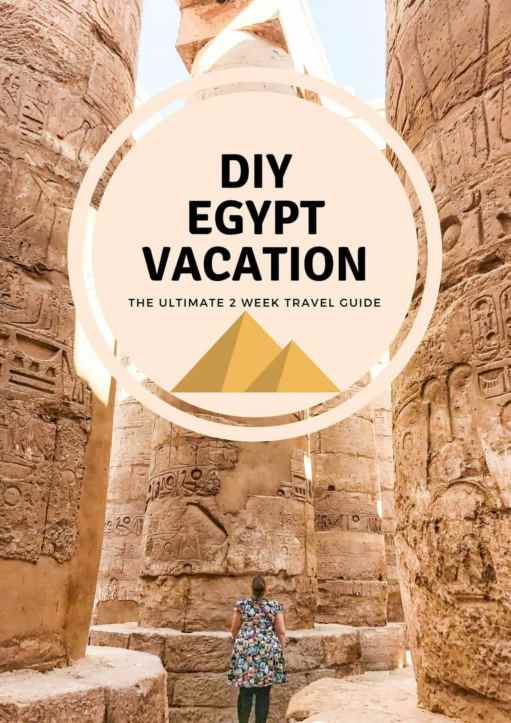 2 week Egypt Vacation