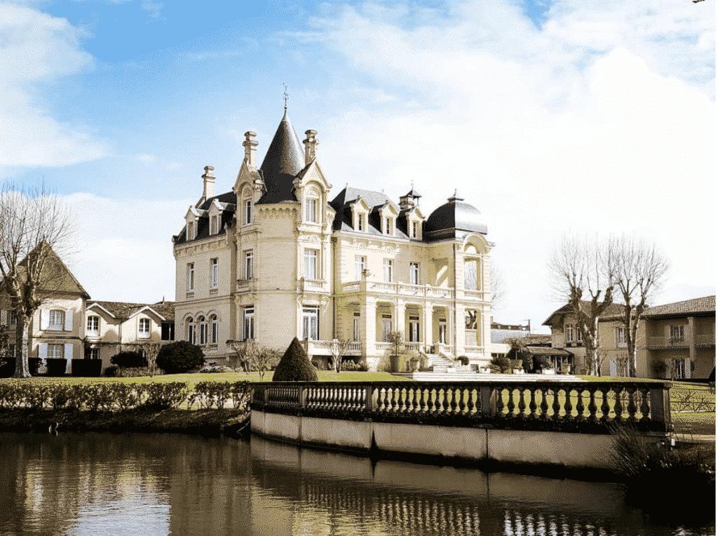 Château Hotel & Spa Grand Barrail