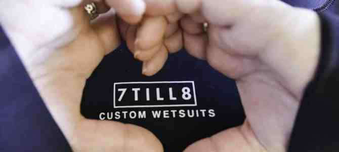 Custom Wetsuit 7till8: The Solution to my Problem With Women's Wetsuits