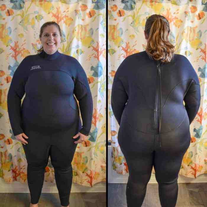 my custom wetsuit