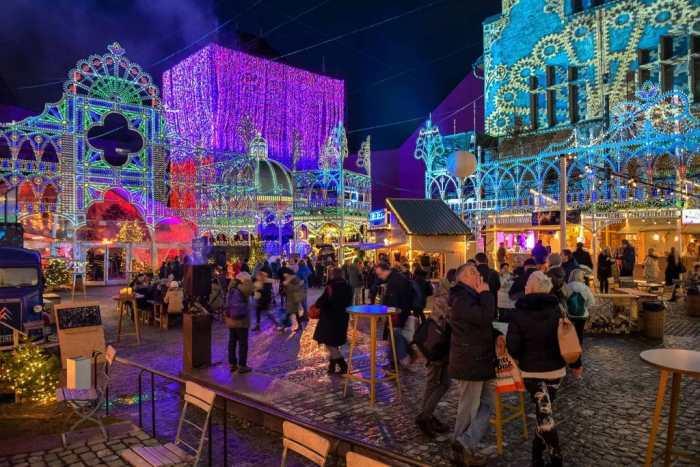 Switzerland Christmas Market